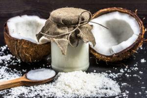 Darstellung Kokos