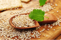 Sesamsamen Eisenreich eisenhaltige Lebensmittel bei Eisenmangel 2