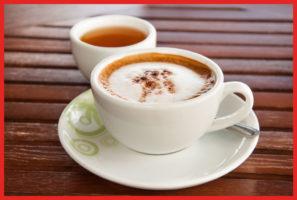 Kaffee und Tee hemmen die Verwertung von eisenhaltigen Lebensmitteln und Nahrungsmitteln